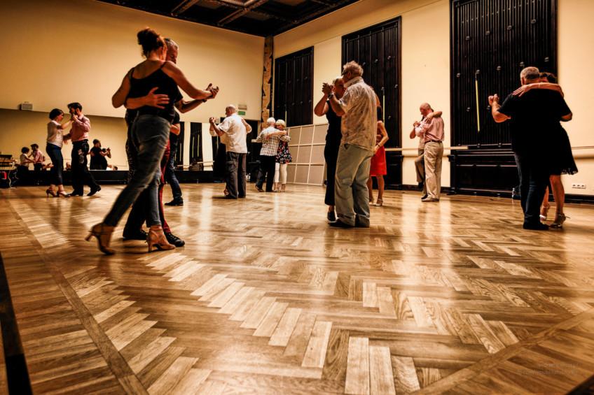 Regularna praktyka tango w Warszawie