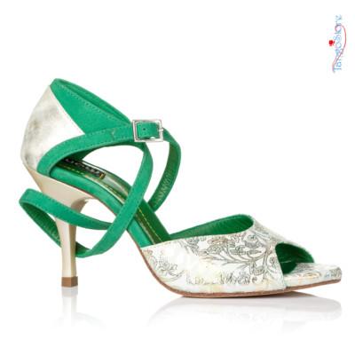buty do tanga ciekawe wygodne zielone