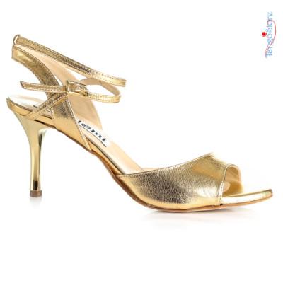 buty do tanga alagalomi złote