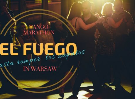 Maraton tanga El Fuego