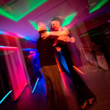 Warsztaty Tango – Volcadas | 16-17 listopada