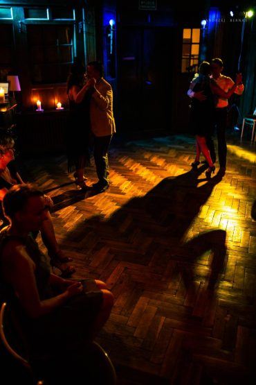 Tango warsztaty w wakacje