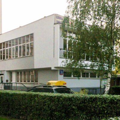 Widok od ul Wybrzeże Kościuszkowskie.JPG