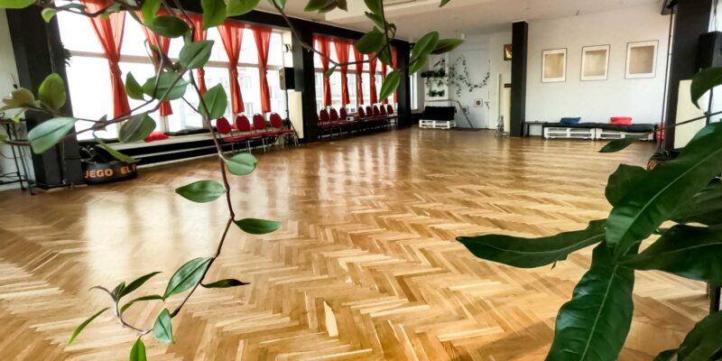 sala taneczna w centrum Warszawy